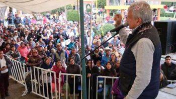 Pide AMLO a EPN serenarse y 'no calentarse' con temas electorales