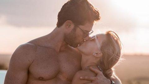Angelique Boyer dedica romántico mensaje a Sebastián Rulli