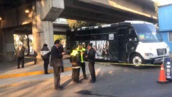 Pasajera es asesinada durante robo en microbús de EdoMex