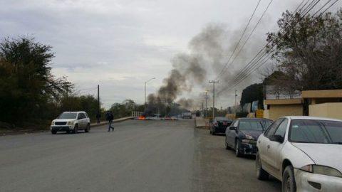 Alerta roja en Reynosa; sitiada por enfrentamientos