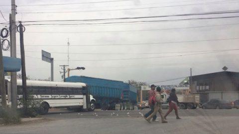 Sigue la 'guerra' en Reynosa; habitantes despiertan entre bloqueos y balaceras