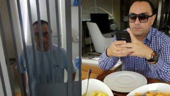 Carlos Loret revela la celda y el reloj de 5 mdp de Borge