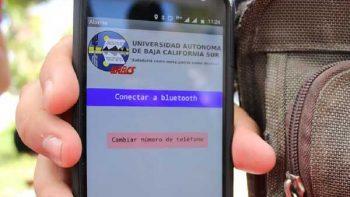 Estudiantes mexicanos diseñan botón de pánico