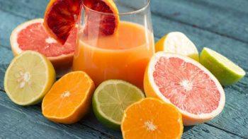 Consumir cítricos, medida para evitar enfermedades respiratorias