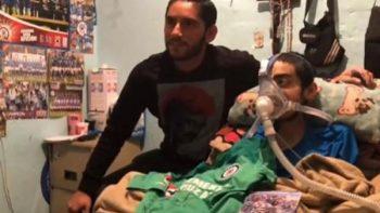 Jesús Corona cumple sueño de aficionado (VIDEO)