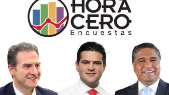 Alcaldías igual; Guadalupe de AMLO; empate en Monterrey y San Nicolás para Anaya