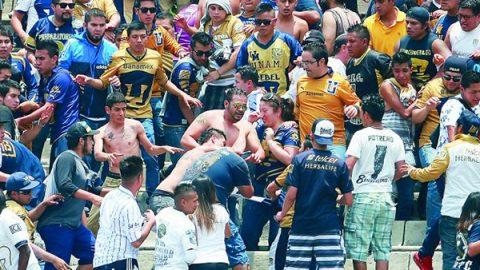 Cerveza sin alcohol para el Pumas vs. América