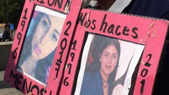 Se dispara número de feminicidios en los últimos tres años