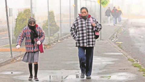 SMN prevé 16 frentes fríos entre octubre y diciembre