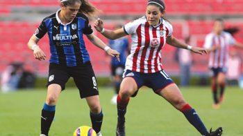 Querétaro va por su primera victoria en fut femenil