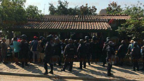 Pide CNDH respetar derechos de detenidos en Guerrero