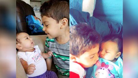 Alex de 4 años canta 'Recuérdame' a su hermanita fallecida