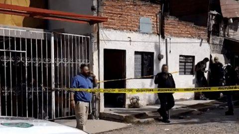 Mueren dos hermanitos en incendio de casa en Tonalá; estaban solos