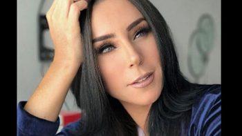 Inés Gómez Mont disfruta su último embarazo