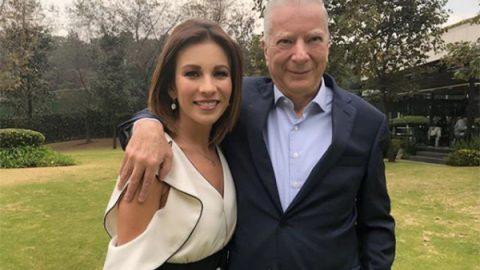 Ingrid Coronado pasa vergüenza por abuso de 'Photoshop'; pierde una pierna