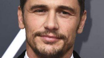 Acusan tres actrices a James Franco de presunto acoso sexual