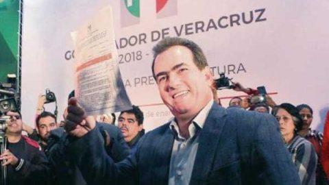 José Yunes busca gubernatura veracruzana