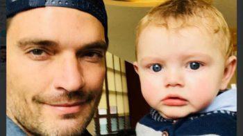 Julián Gil confirma ser el padre de Matías, tras prueba de ADN