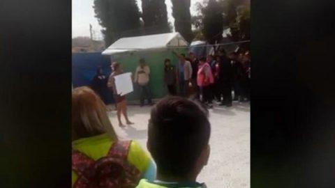 Obligan a presunto ladrón a caminar desnudo en Hidalgo
