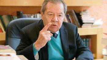 'El PRI dará golpe de Estado en 2018': Muñoz Ledo
