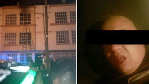 Ex policía federal asesina a esposa e hijas en Tecámac