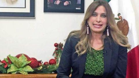Alcaldesa de Reynosa, Maki Ortiz, buscará reelegirse en el cargo
