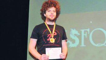 Mexicano gana primer lugar en certamen iberoamericano de matemáticas