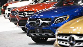 Mercedes-Benz, líder en ventas de autos premium en México en 2017