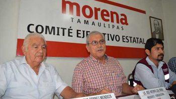 Aseguran que ex priistas no tienen garantizada candidatura en Morena