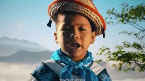 Yuawi, el niño de 'Movimiento naranja' graba un segundo video
