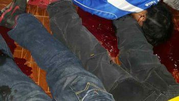 Comando ataca domicilio en San Nicolás; hay siete muertos