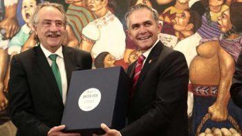 Oficial la candidatura de México para el Mundial de 2026