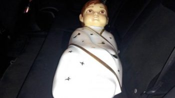 Encuentran a Niño Dios robado en Yucatán
