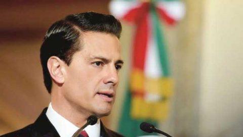 La autosuficiencia, una política equivocada del pasado: Peña Nieto