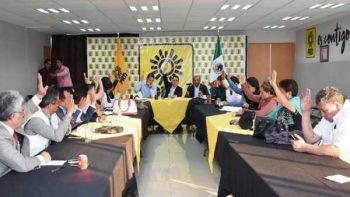 PRD aprueba alianzas con PAN y MC en cinco estados