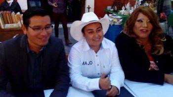 Activista LGBT busca candidatura del PRD en Puebla