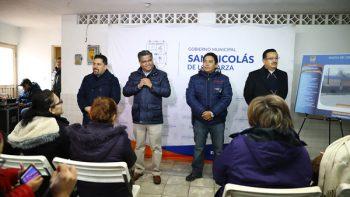 Inician  rehabilitación de Centro Comunitario en la Col. Constituyentes del 17