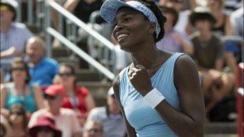 Venus Williams no jugará en el Abierto Mexicano de Tenis