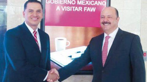 Sandoval y Duarte importaron 12 mil reses con recursos federales