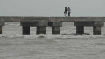 Yucatán cierra puerto Progreso por Frente Frío 23
