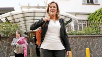Zavala dice que le ganará a López Obrador