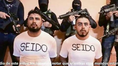 Condena Peña Nieto asesinato de agentes de PGR