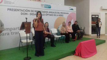 Presenta Guadalupe resultados de programa Desarrollo Óptimo de la Niñez