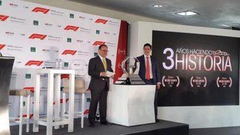 México gana por tercer año consecutivo como mejor evento de la F1