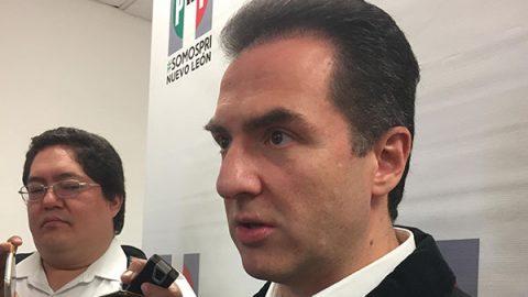 Buscará Adrián reelección para concretar proyectos