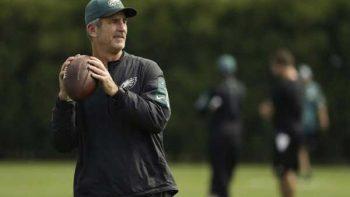 Frank Reich, nuevo head coach de los Colts de Indianápolis