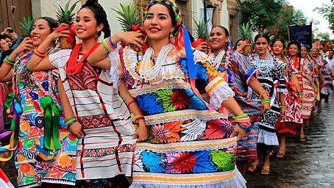 Guelaguetza, la fiesta que nació de un sismo