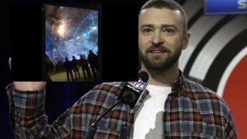 Justin Timberlake presentará holograma de Prince en el Super Bowl