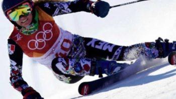 Mexicana Sarah Schleper volverá a competir en Pyeongchang 2018