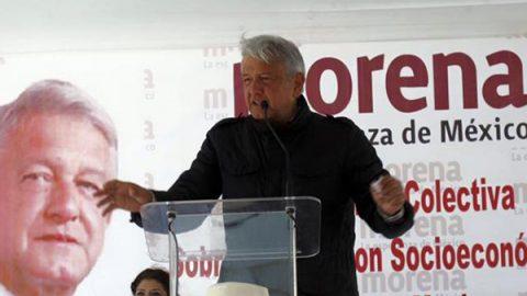 Se reúne AMLO con estructura de promoción y defensa del voto